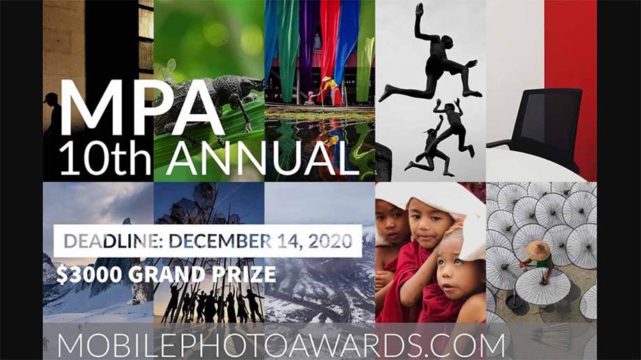 Конкурс Mobile Photo Awards 2020 открыл прием работ
