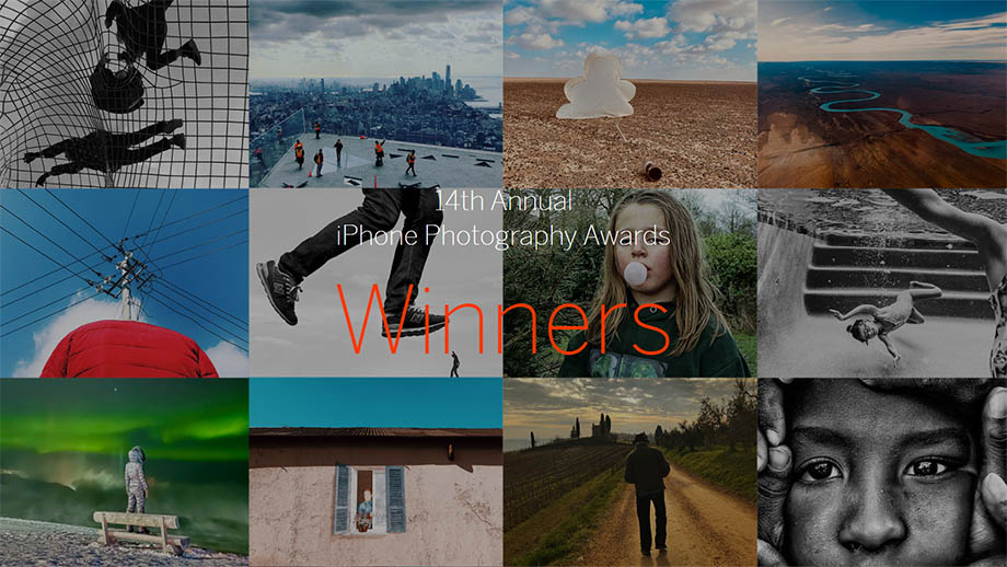 Названы победители фотоконкурса iPhone Photography Awards 2021