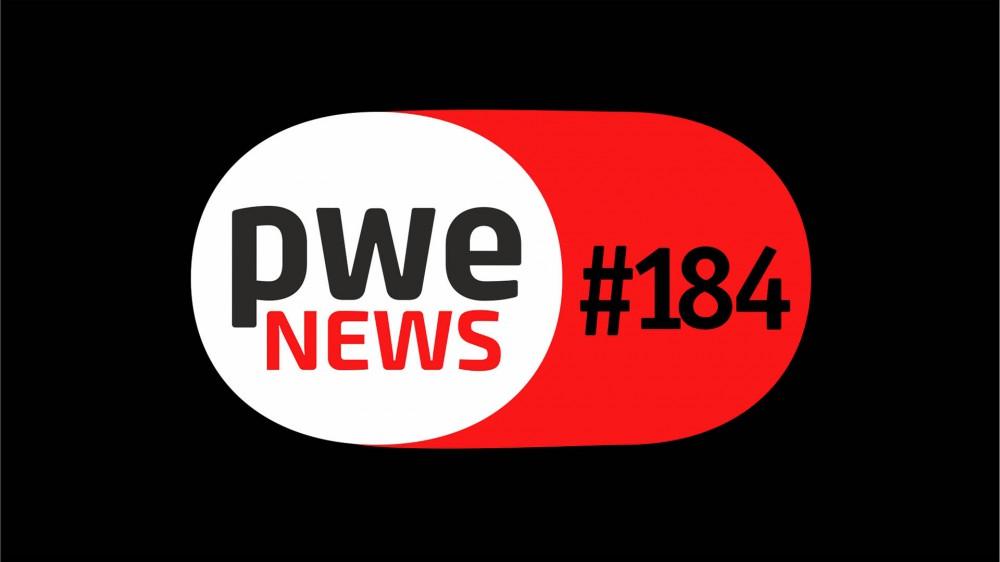 PWE news #184 | Panasonic GH6 | Atomos AtomX CAST | суперсвет PixelBrick