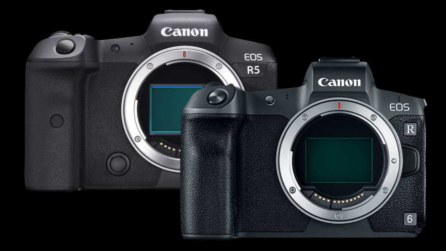 Стали известны стандартные комплекты Canon EOS R5 и EOS R6