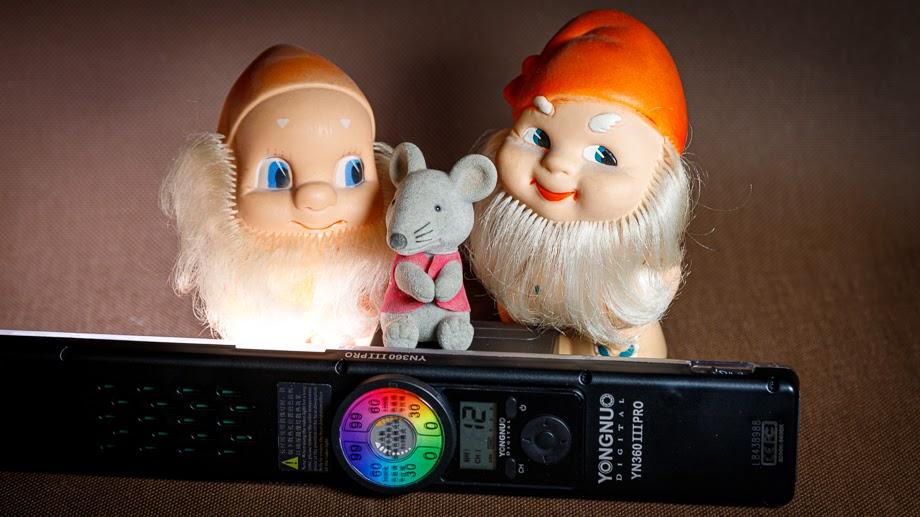 LED-лампа YongNuo YN360 III Pro. Обзор