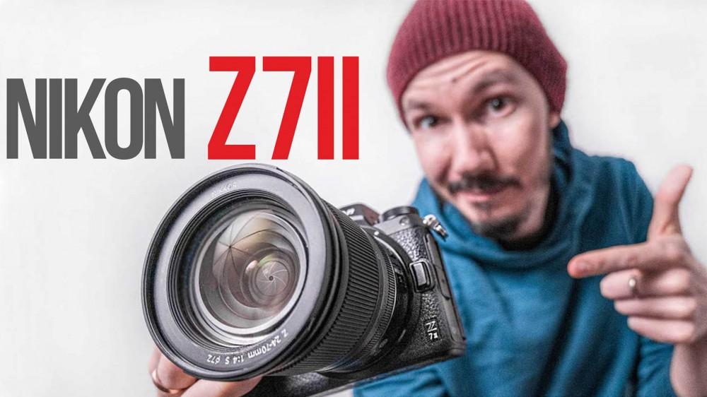 Обзор Nikon Z 7II | Беззеркальный фото- и видеофлагман от Nikon
