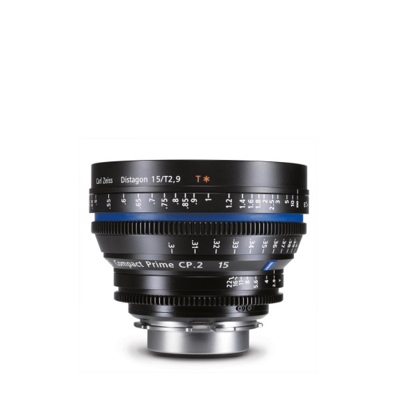 Carl Zeiss Compact Prime CP.2 15/T2.9 PL