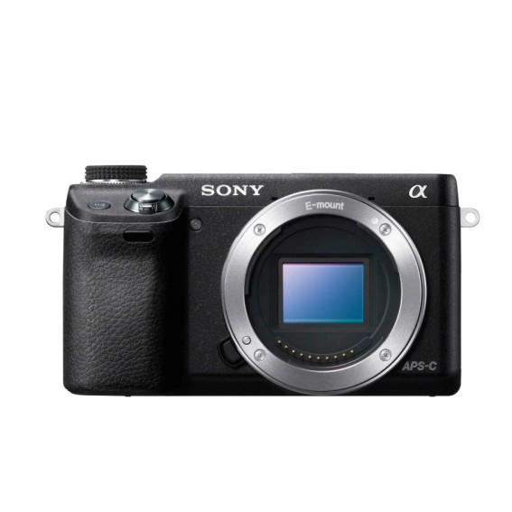Sony NEX-6 - компактная камера со сменной оптикой